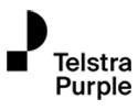 Telstra Purple